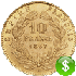 10 Francs Coin Gold Value USD in Real Time