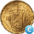 10 Gulden Coin Gold Value EUR in Real Time