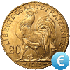 20 Francs Coin Gold Value EUR in Real Time