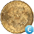 US 20 Dollars Coin Gold Value EUR in Real Time