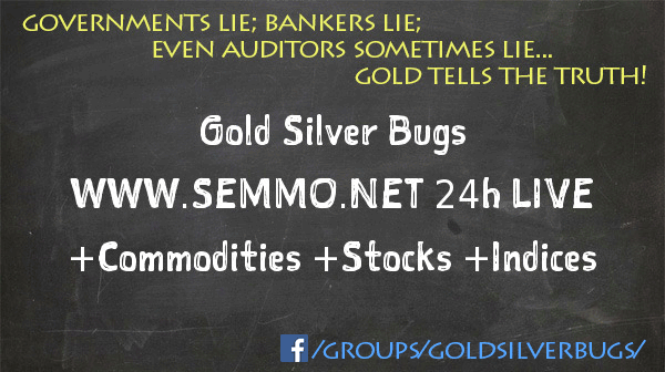 Gold Silver Bugs: Join our discussion group on Facebook